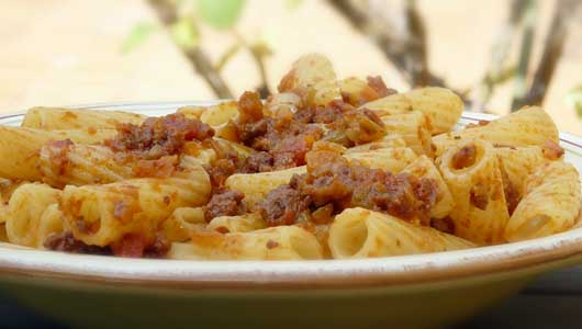 Ragù ~ Rich Meat and Vegetable Sauce