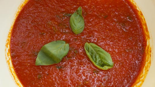 Vegetable-based Tomato Sauce